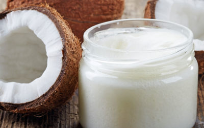 Why Is Coconut Oil Good For You? It's Brimming With Saturated Fat