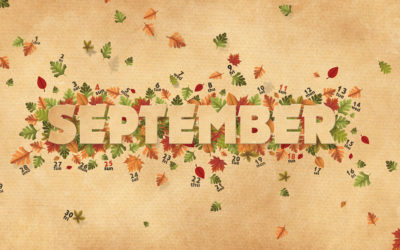 The 1st Of September… Does That Herald Something New For You?