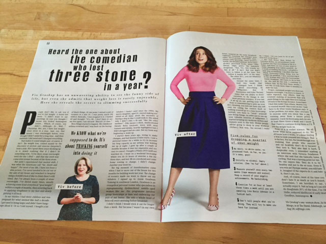 Style Magazine article photo