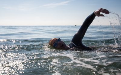 COLD WATER SWIMMING…a fad or a must?